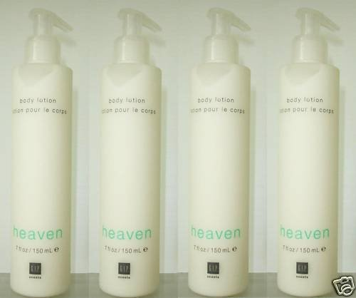 4 x GAP HEAVEN BODY LOTION MADE IN USA FULL SIZE 7 OZ