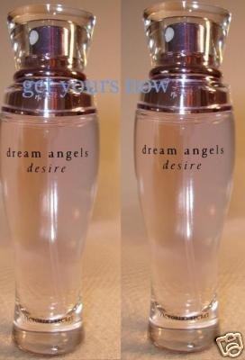 VICTORIA SECRET DREAM ANGELS DESIRE FRAGRANCE PERFUME
