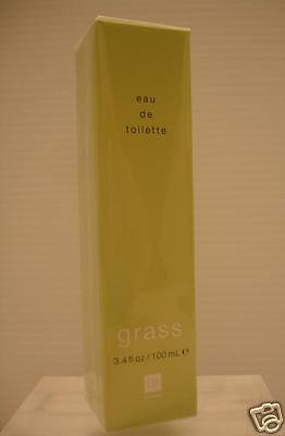 NEW GAP GRASS EAU DE TOILETTE RARE HTF SEALED 3.4 OZ
