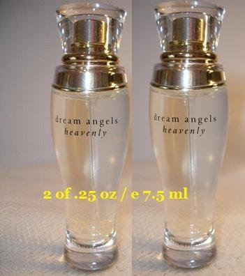 2 VICTORIA SECRET ANGELS HEAVENLY FRAGRANCE PERFUME NEW