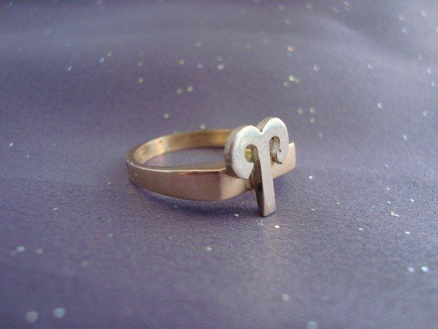 Aries Ladies Ring
