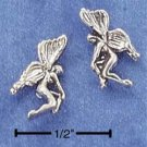 STERLING SILVER FAIRY POST EARRINGS (LEFT & RIGHT)  (ep493)