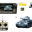 1/16 Scale Remote Control Air Soft BB  Battle Tank