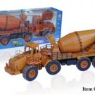 Remote Control Construction Cement Mixer Truck