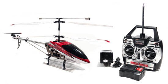 Double horse 3CH RC HELICOPTER 9097