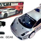 RC 4WD Rapid Vh-A6 Lamborghini Nitro Gas Car 1:10 Scale GCA6