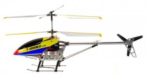 Thunderbird Series 3.5 RC Helicopter T-23
