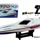 "29.5"" High Wing Racing Boat Red HWC7"
