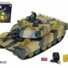 RADIO REMOTE-CONTROL R/C ABRAMS BATTLE TANK