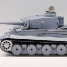 1/16 German Tiger Air Soft RC Battle Smoke & Sound Tank (Metal Gear & Track Upgraded)