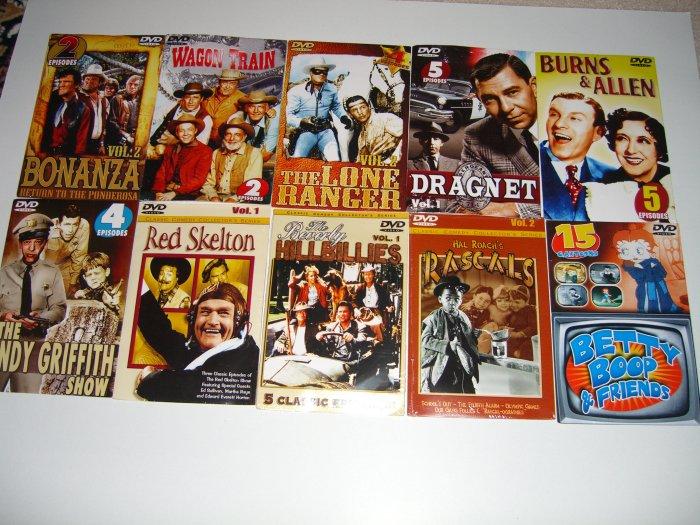 New DVD's!
