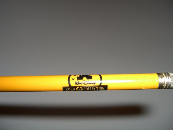 Walt Disney Gold Collection Pencils