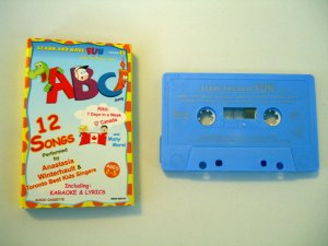 Learn ABC's with 12 Fun & Interesting Songs