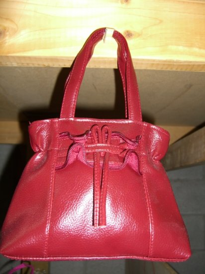 Red Burner!! Handbag! Packaged & New!!