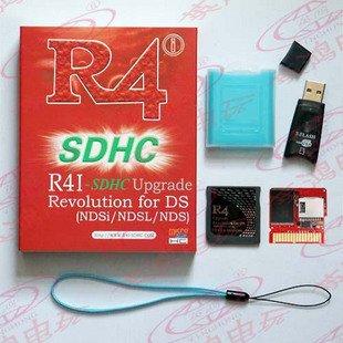 R4i SDHC Upgrade Revolution for NDS NDSi NDSL R4