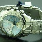 Aqua master 40mm 0.75CT  diamonds watch