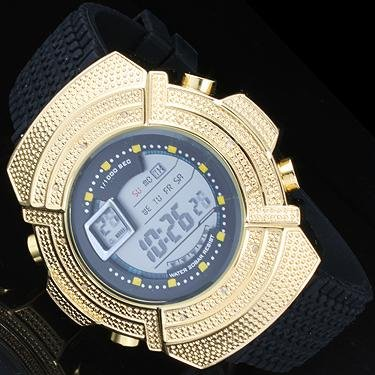 Men's G-Diamond I By Icetime 10 Diamonds Sports watch