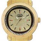New Grand Master Round 12 Diamonds 50MM Watch