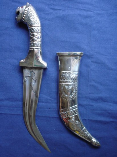 "12"" Shermukh Kirpan ( Read FAQs Before You Order)"