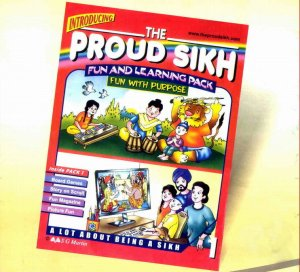 The Proud Sikh (Fun & Learning Pack)