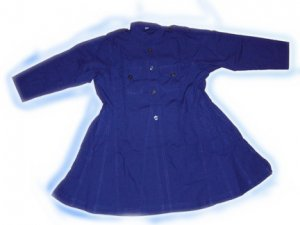 S - Fine-Cotton Double Stitched Nihang Chola (4 to 8 Years)