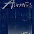 1988 Ford Aerostar Owner's Manual - AM0041