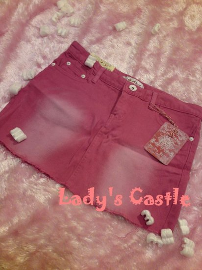 The pink skirt