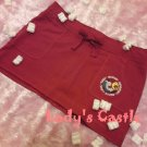The Hawaii Sunshine red skirt