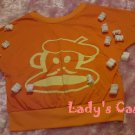 The monkey orange tee