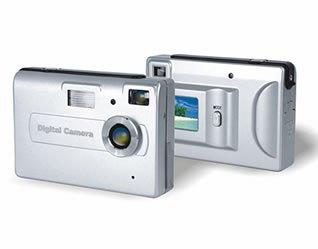 1.3M CMOS sensor interpolated to 3.0M digital camera ( TDC-132QL ), Digital Cameras, Electronics