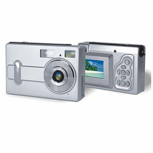 2.0M CMOS sensor interpolated to 3.0M digital camera ( TDC-209AS ), Digital Cameras, Electronics