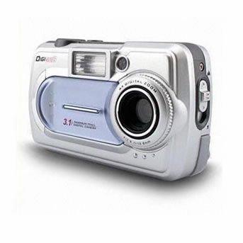 2.0M CMOS sensor interpolated to 3.0M digital camera ( TDC-287 ), Digital Cameras, Electronics