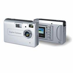 2.0M CMOS sensor interpolated to 4.0M digital camera ( TDC-202QS ), Digital Cameras, Electronics