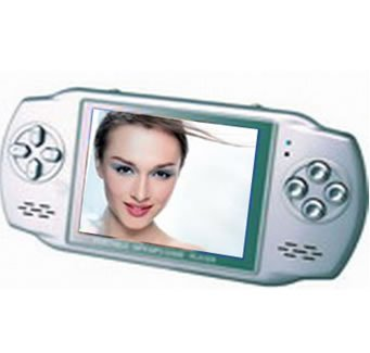"3"" LCD, 1.3 Mega Pixels Camera MP3 Player (256M-2G Bulid-in Memory Available),"