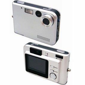 3.0Mega Pixels interpolated to 12.0 Mega Digital Camera (TDC-320P), Digital Cameras, Electronics