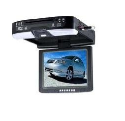 "10.4""Blue screen Roof LCD and Car DVD Player with DVD/SVCD/VCD/CD/CD-R/CD-RM/MP3"