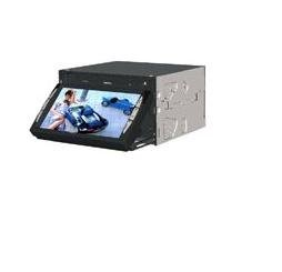 6.5-inch Color TFT Touch Screen LCD and Car DVD Player with Blue Tooth, DVD/FM/AM/TV input,