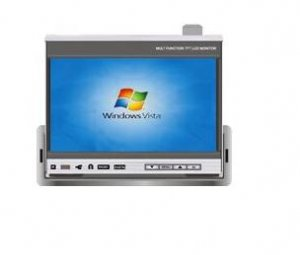 """7"""" Manual Indash VGA Touch Screen Panel for Car PC"""