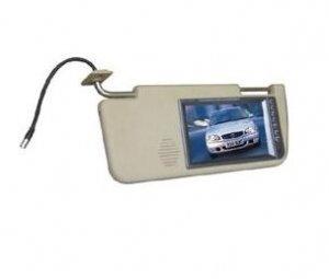 "7"" TFT LCD Sunvisor Car Monitor"