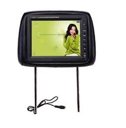 "8"" Headrest TFT LCD color TV/Headrest LCD Car Monitor(without TV)"