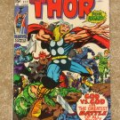 Thor # 177 1970 Jack Kirby Nice VG+ Copy!