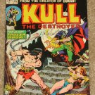 Kull the Conqueror/Destroyer # 12 Ploog art nice VG copy 1974 L@@K!!!