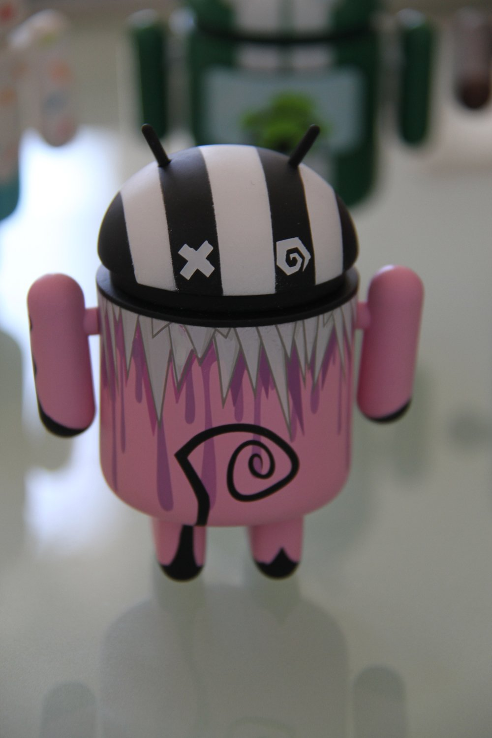 Genuine Android Mini Collectible Series 2 - Rupture