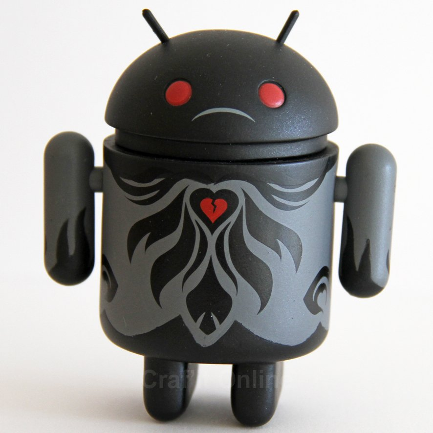 Genuine Android Mini Collectible Series 2 - BlackBeard