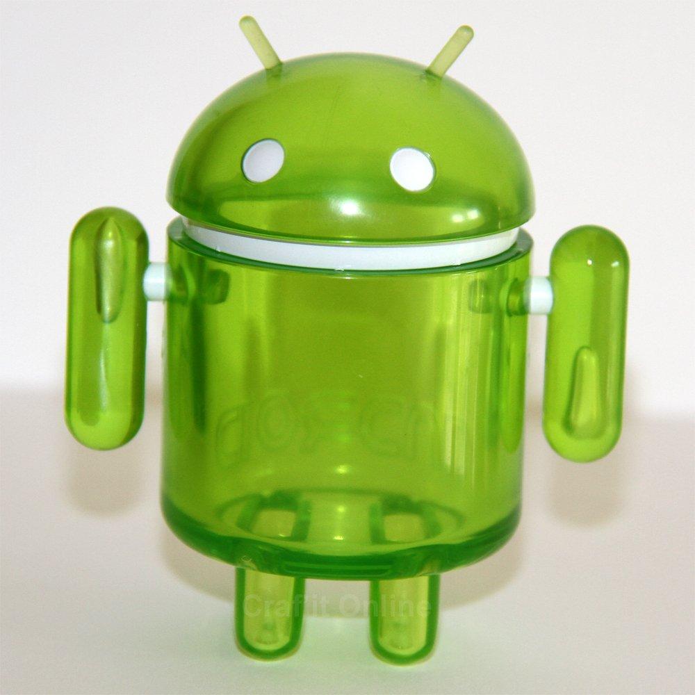 Genuine Android Mini Collectible Series 2 - Greeneon