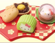 Re-Ment Hello Kitty Sweet Shop No.7
