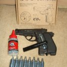 Pistoletas M84 ASG/CO2 4.5mm BB Full Metal