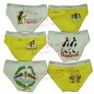 Lot of 6 pcs 09 DSQUARED D2 Man's boxers/briefs Underwear pack No 18