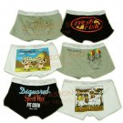 Lot of 6 pcs 09 DSQUARED D2 Man's boxers/briefs Underwear pack No 21