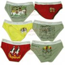 Lot of 6 pcs 09 DSQUARED D2 Man's boxers/briefs Underwear pack No 24